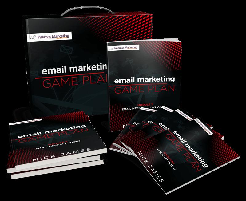 Email Marketing Game Plan