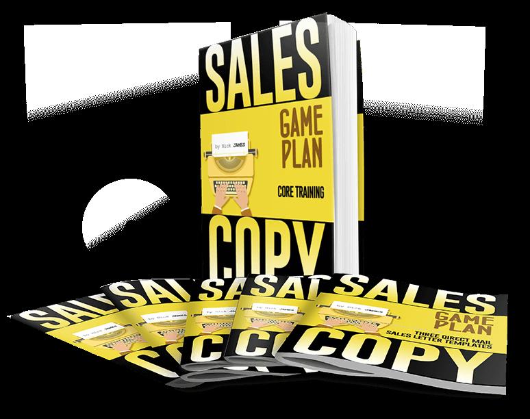 Sales Copy Game Plan