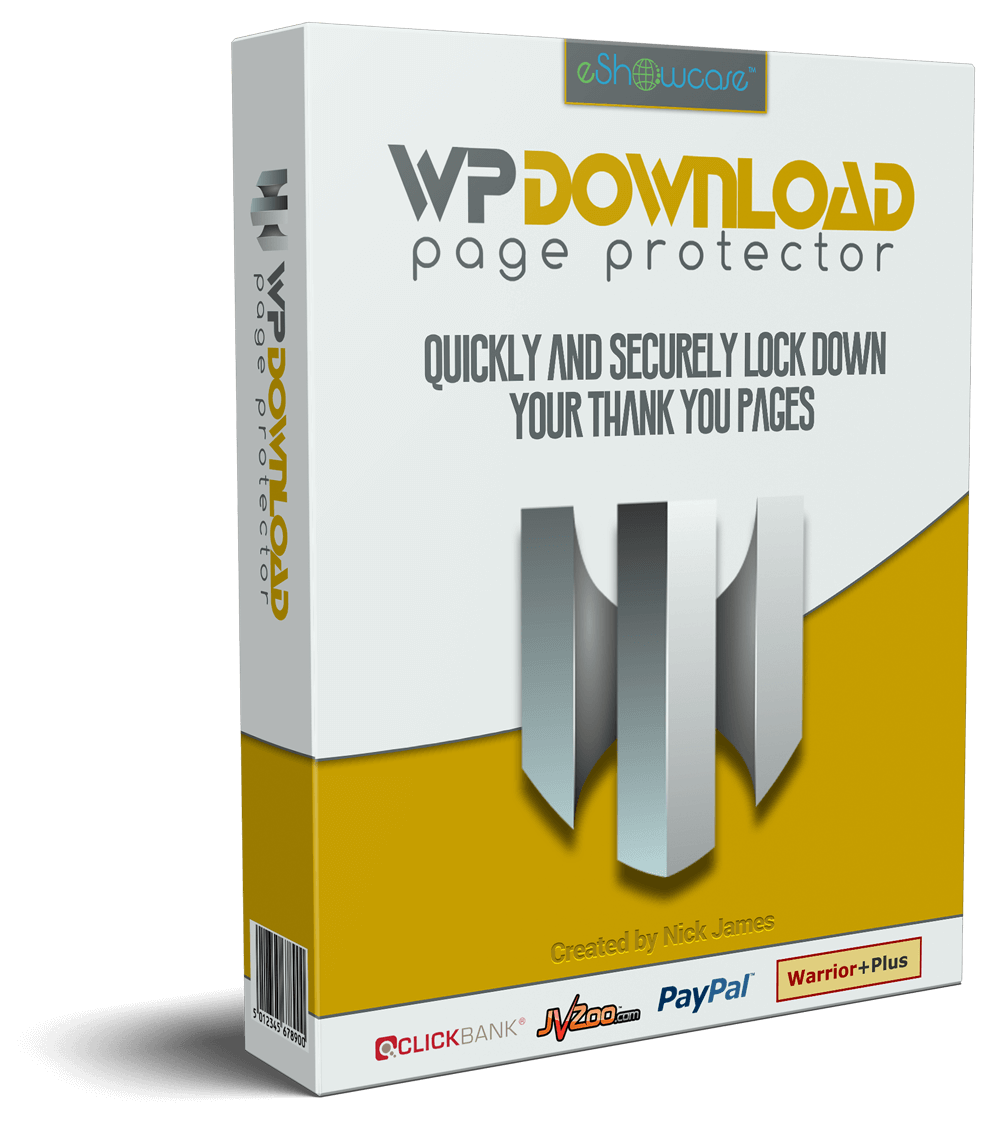 WP Download Page Protector