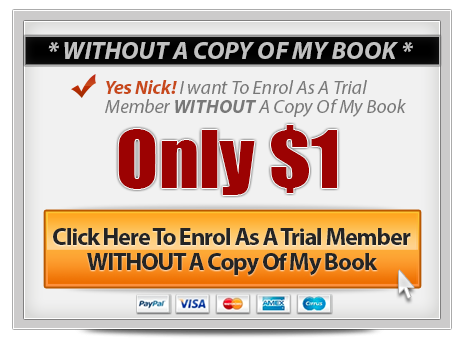 Serious About Six Figures A Year Membership (Without Free Book)*